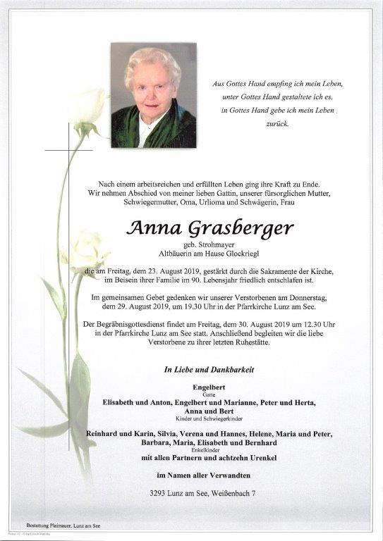 Anna Grasberger