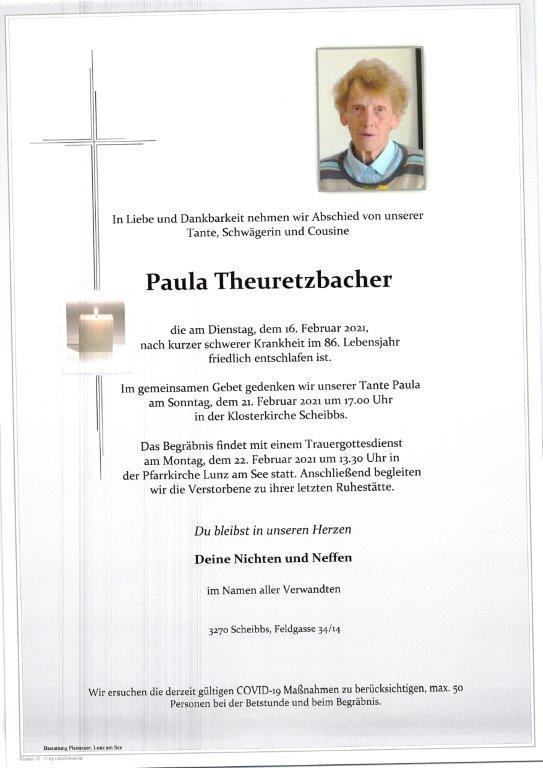 Paula Theuretzbacher