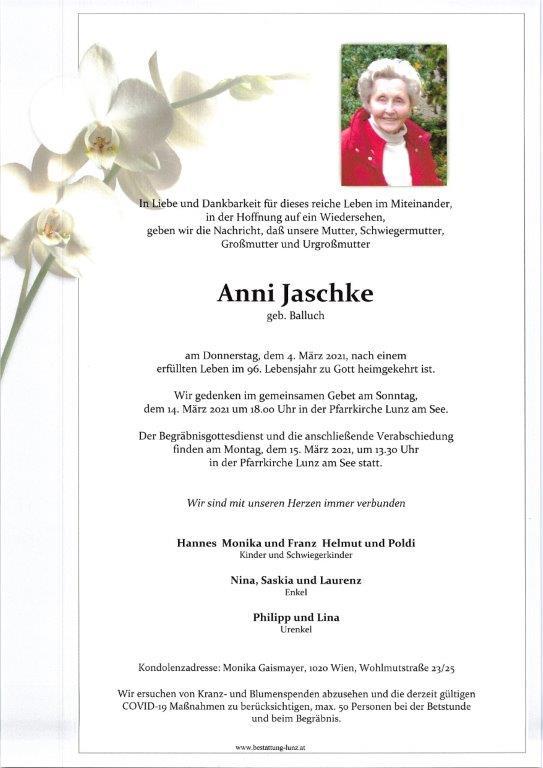Anni Jaschke