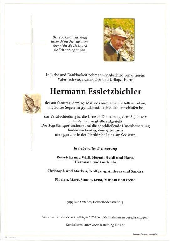 Hermann Essletzbichler